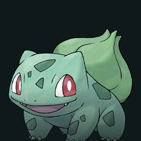 Alistate-Bulbasaur en Pokemon Center