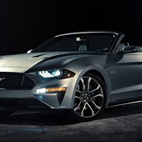 Alistate-Ford Mustang Cabrio