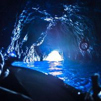 Alistate-Capri and Blue Grotto Private Tour from Naples or Sorrento