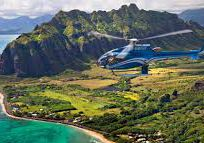 Alistate-Hawai Helicopter Tour