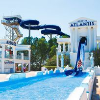 Alistate-2 entradas a Waterworld Chipre